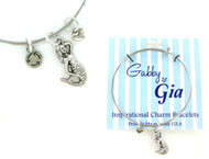 Gabby & Gia Bracelet - Mermaid