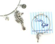 Gabby & Gia Bracelet - Seahorse