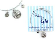 Gabby & Gia Bracelet - Sail Away
