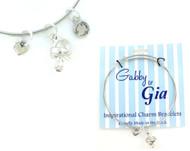 Gabby & Gia Bracelet - Baby Pacifier