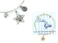 Gabby & Gia Bracelet - Starfish