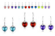 Wholesale Sea of Love Earrings - Priced Per Dozen