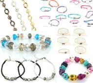 100 Piece Assorted Bracelet Lot
