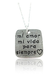 Mi Vida Necklace