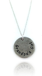 Grandpa's Girl Necklace