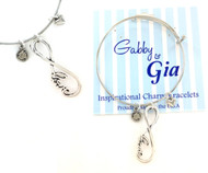 Gabby & Gia Bracelet - Infinite Love