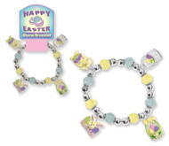 Happy Easter Charm Bracelet