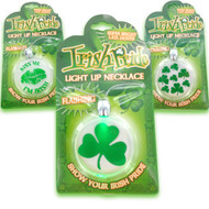Irish Pride Light Up Necklaces