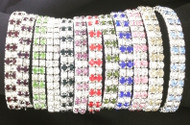 Crystal Birthstone Stretch Bracelets