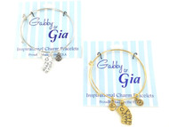 Gabby & Gia Bracelet - Royal Flush
