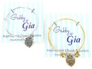 Gabby & Gia Bracelet - Gemini