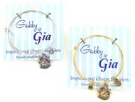 Gabby & Gia Bracelet - Capricorn