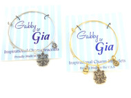 Gabby & Gia Bracelet - Libra