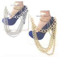 Ankle Boot Chains Wholesale