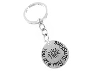 Handmade You Are My Sunshine Keychain Wholesale