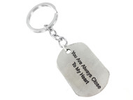 Handmade Close to My Heart Keychains Wholesale