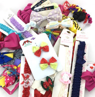 Wholesale Kids Hair Accessories by the Pound