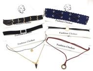 12 Wholesale Choker Necklaces