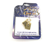 Wholesale Lucky Angel Pin - Blackjack