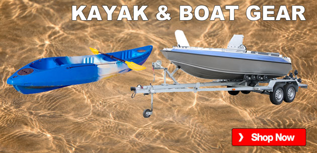 Kayak and Boat Gear