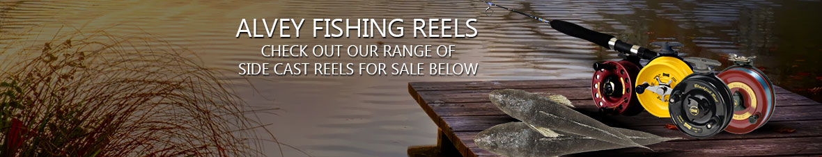 Alvey Reels For Sale