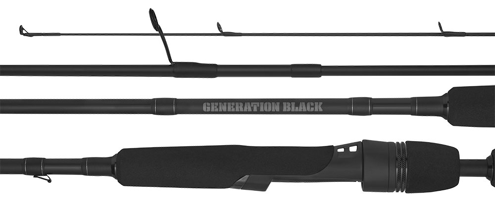 daiwa v2 generation black rod for sale
