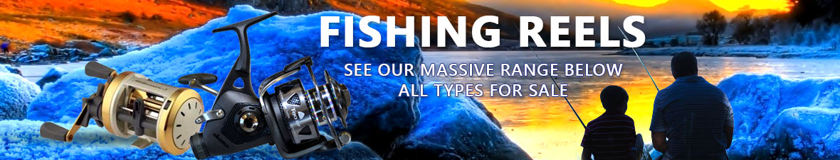 fishing reels for sale | fishing tackle shop, Fishing Reels