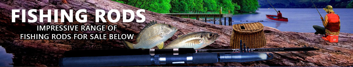 Fishing Rods For Sale Online