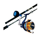 Boat fishing combos rod and reel combos fishing tackle for Deep sea fishing rods and reels combo