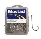 Mustad Fishing Hook Standard Range Boxes