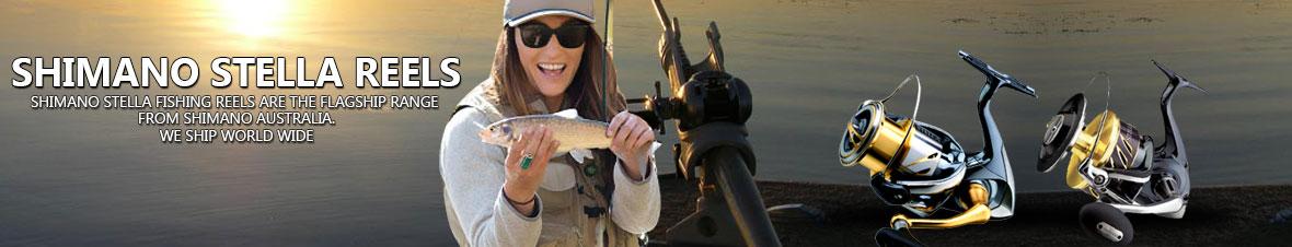 shimano stella reels, stella 1000 fe - stella 8000 | fishing, Fishing Reels
