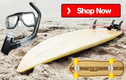 Snorkelling - Surfing