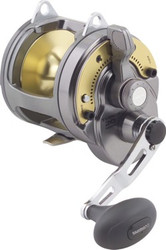 Shimano Tyrnos 30 single speed game reel