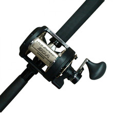 Shimano TLD 30 2 speed fishing reel with Backbone 15kg Fishing Rod