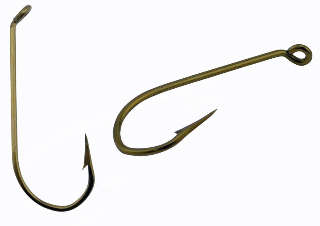 Mustad viking 540 model fishing hooks boxes ebay for Mustad fishing hooks