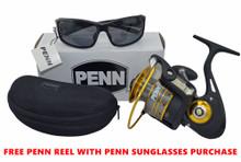 Penn Sunglasses + Free Penn AST Reel