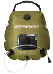 Companion Solar Shower Bag 20 Litre