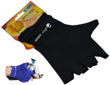 Sun Protection Gloves - For Fishing etc.