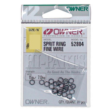 Owner Fine Wire Split Rings