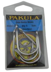 Pakula Dojo Hooks DHX