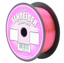 Schneider Pink Fishing Line