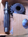 Chelsea Single Gear PTO Gear & Shaft Kit
