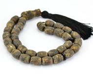 Islamic prayer beads Baltic Amber Rosary
