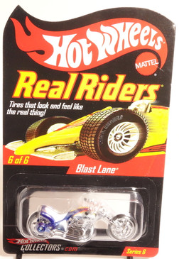 Red Line Club Real Riders Limited Edition Series - Blast Lane