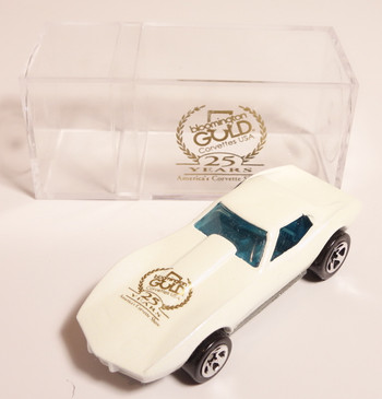 Hot Wheels Bloomington Gold Code 3 - Extremely Rare piece