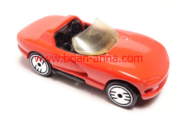 1990's Hot Wheels Prototype Dodge Viper