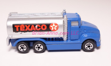 Rare Hot Wheels Prototype Texaco Peterbilt Tank Truck
