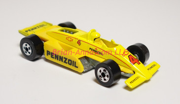 Hot Wheels Prototype Formula Fever in Pennzoil paint scheme