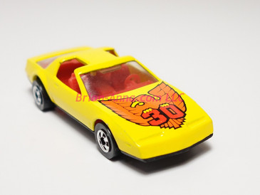 Hot Wheels Prototype 80's Firebird with Orange Tampo