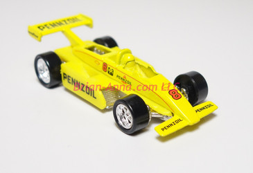 Hot Wheels Prototype of Pro Circuit Indy Racer that was never released.
